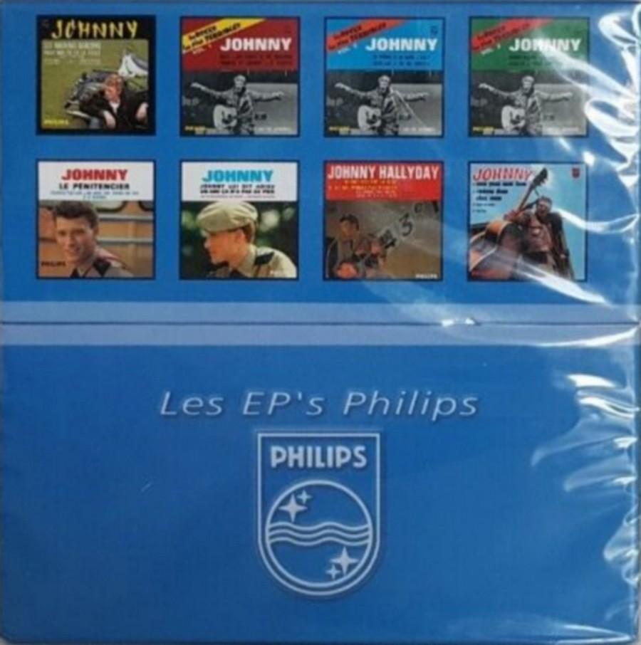 COFFRET 40 CD 1961-1969 ( REEDITION DES 40 EP )( 2001 ) S-l16032