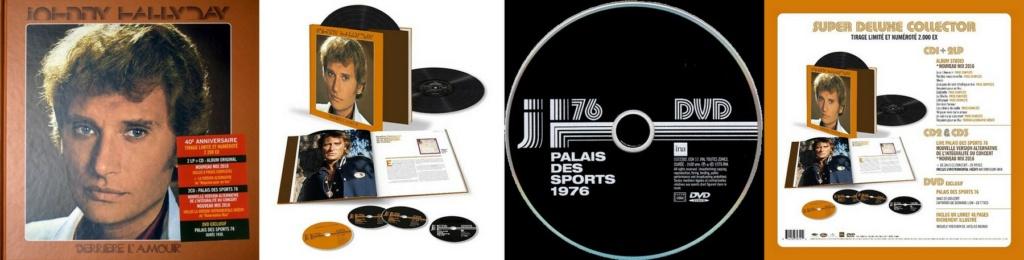 LES CONCERTS DE JOHNNY 'PALAIS DES SPORTS DE PARIS 1976' S-l16043