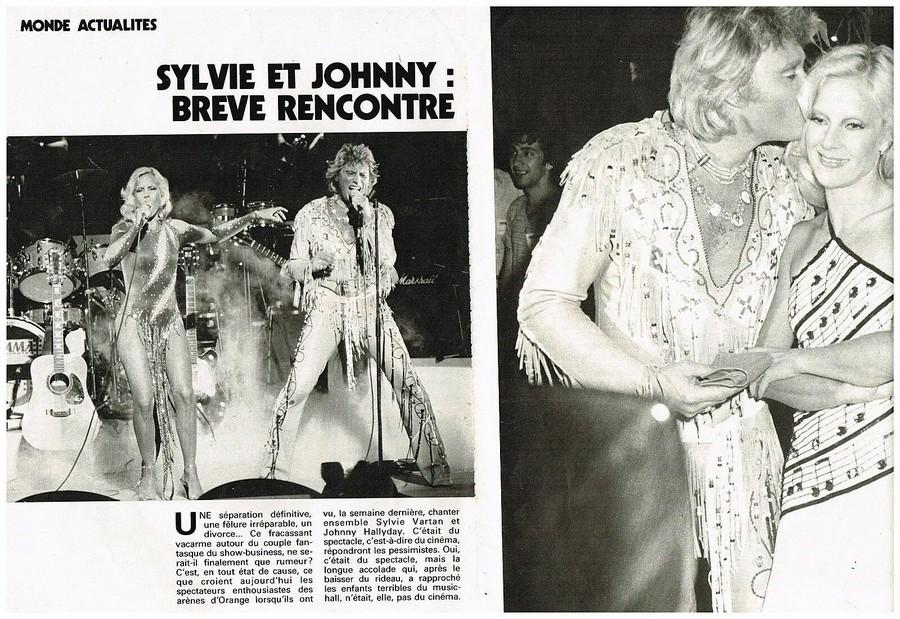 LES CONCERTS DE JOHNNY 'ORANGE 1980' S-l16046