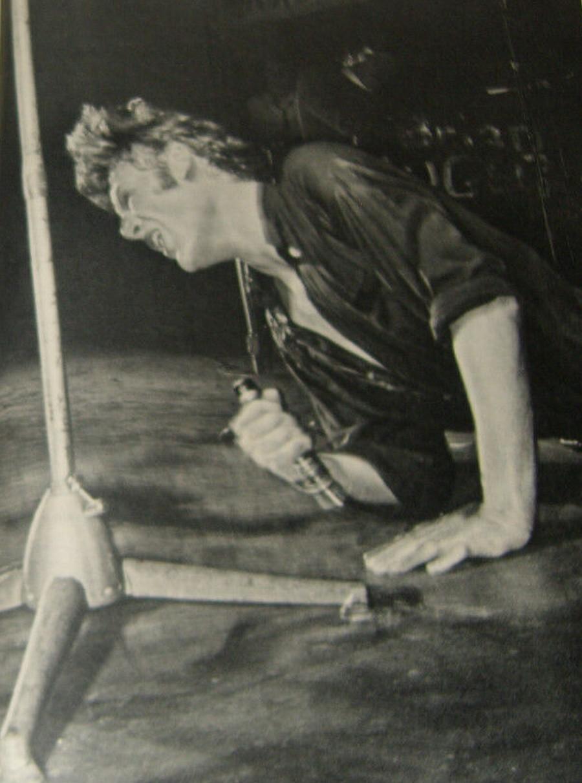 LES CONCERTS DE JOHNNY 'OLYMPIA DE PARIS 1966' S-l16050