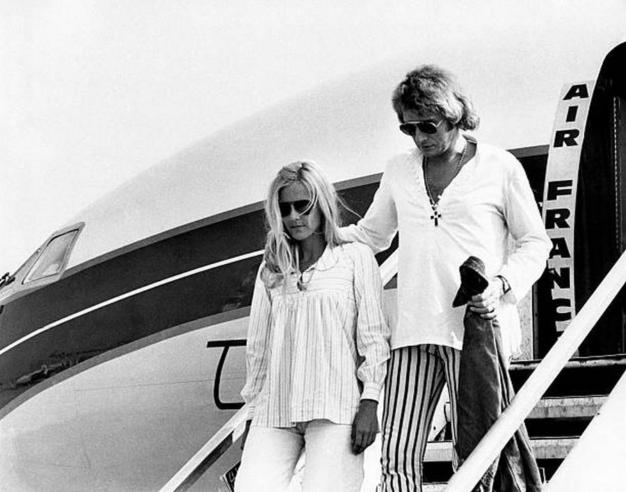 LES CONCERTS DE JOHNNY 'MILAN, ITALIE 1973' Sans1015