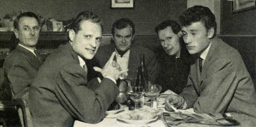 LES CONCERTS DE JOHNNY 'COLMAR 1961' Sans1020