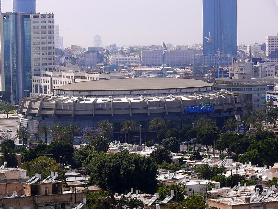 LES CONCERTS DE JOHNNY 'TEL AVIV, ISRAEL 2012' Sans1021