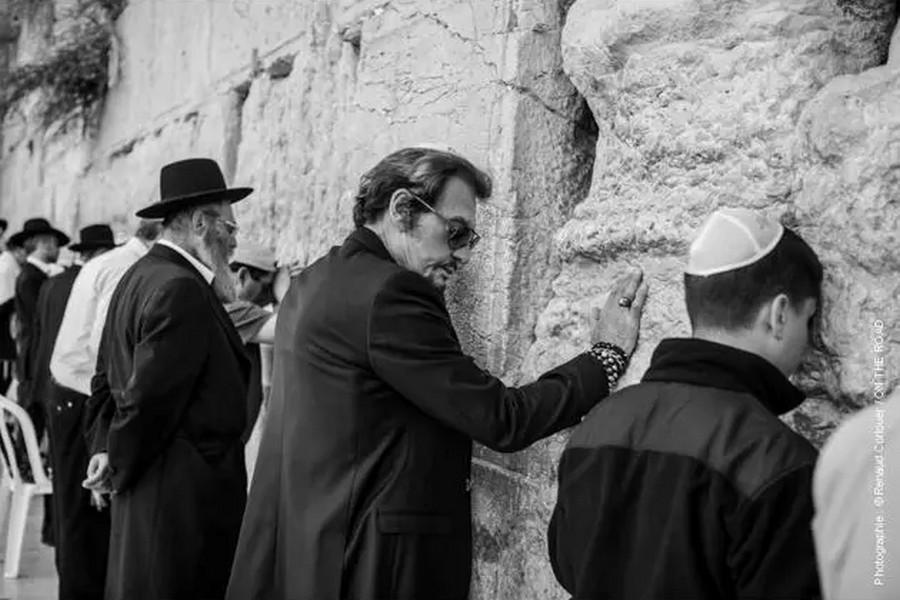 LES CONCERTS DE JOHNNY 'TEL AVIV, ISRAEL 2012' Sans1029