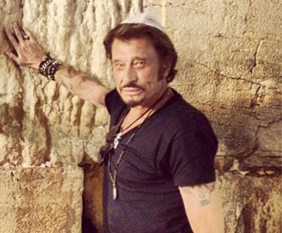 LES CONCERTS DE JOHNNY 'TEL AVIV, ISRAEL 2012' Sans1030