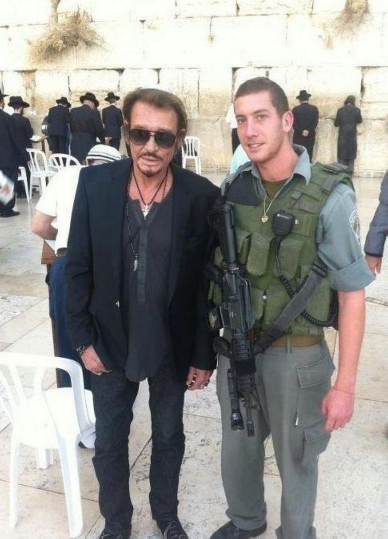 LES CONCERTS DE JOHNNY 'TEL AVIV, ISRAEL 2012' Sans1032