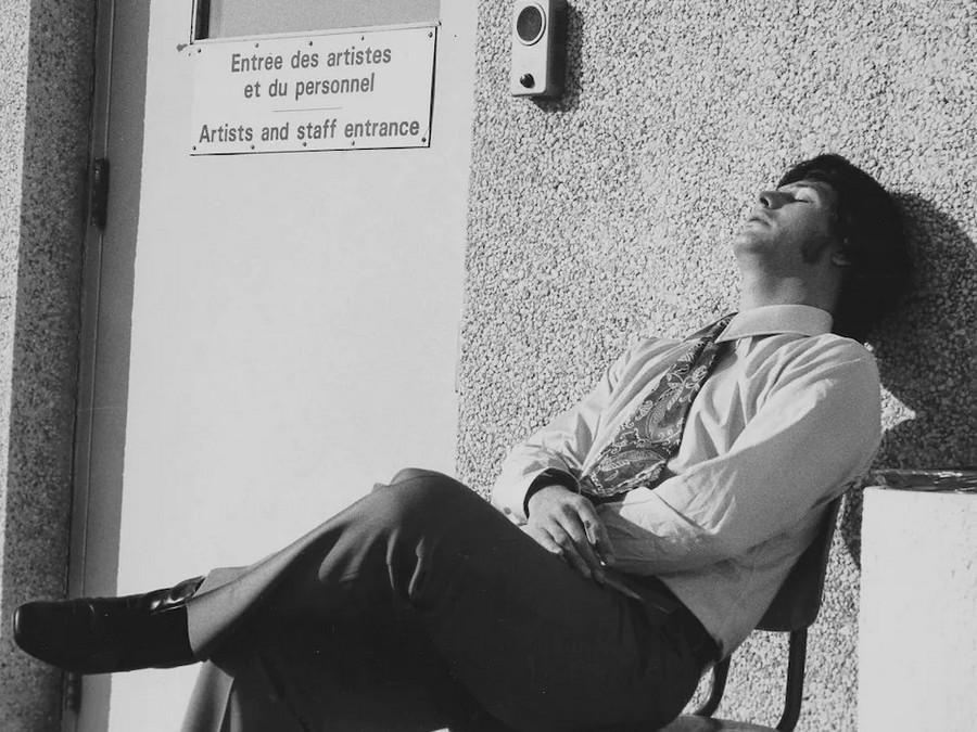 LES CONCERTS DE JOHNNY 'MONTREAL, CANADA 1970' Sans1052