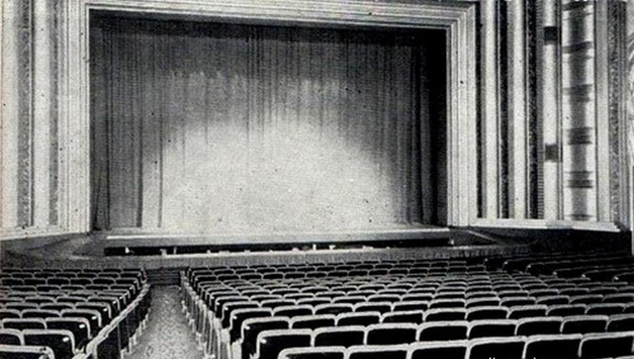 LES CONCERTS DE JOHNNY 'ALHAMBRA DE PARIS 1960' Sans1113