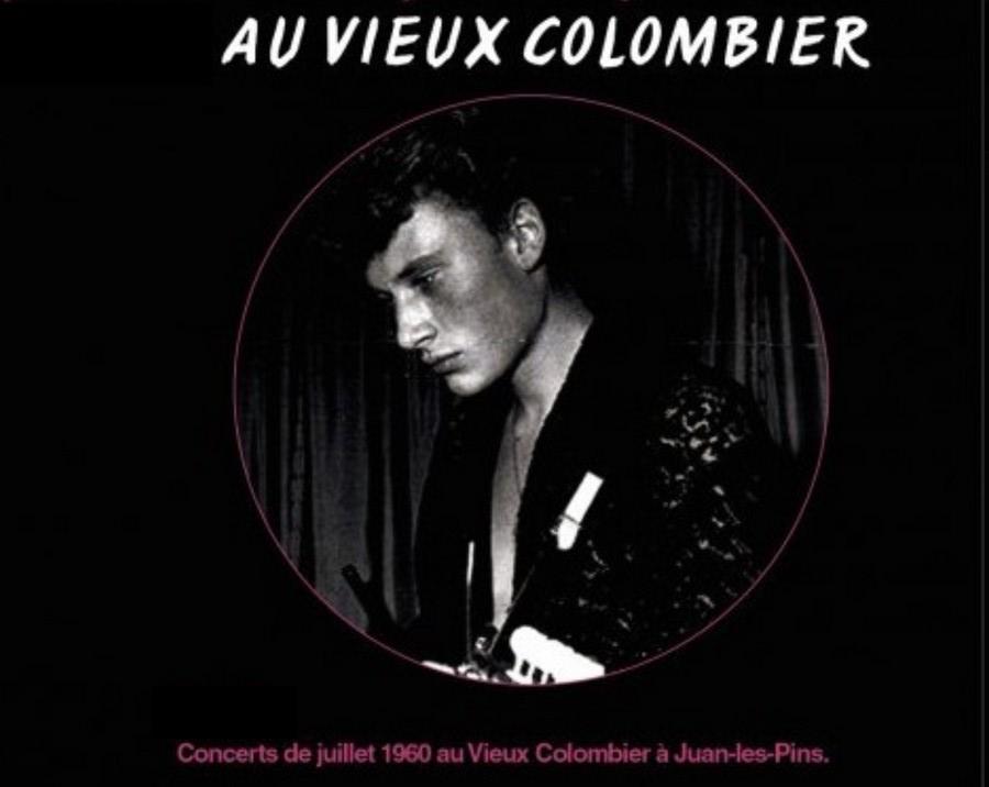 LES CONCERTS DE JOHNNY 'AU VIEUX COLOMBIER, JUAN LES PINS 1960' Sans1121