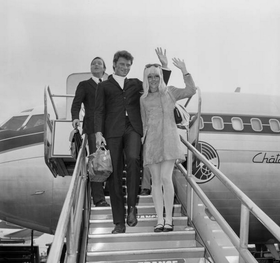 LES CONCERTS DE JOHNNY 'ROSARIO, ARGENTINE 1967' Sans1147