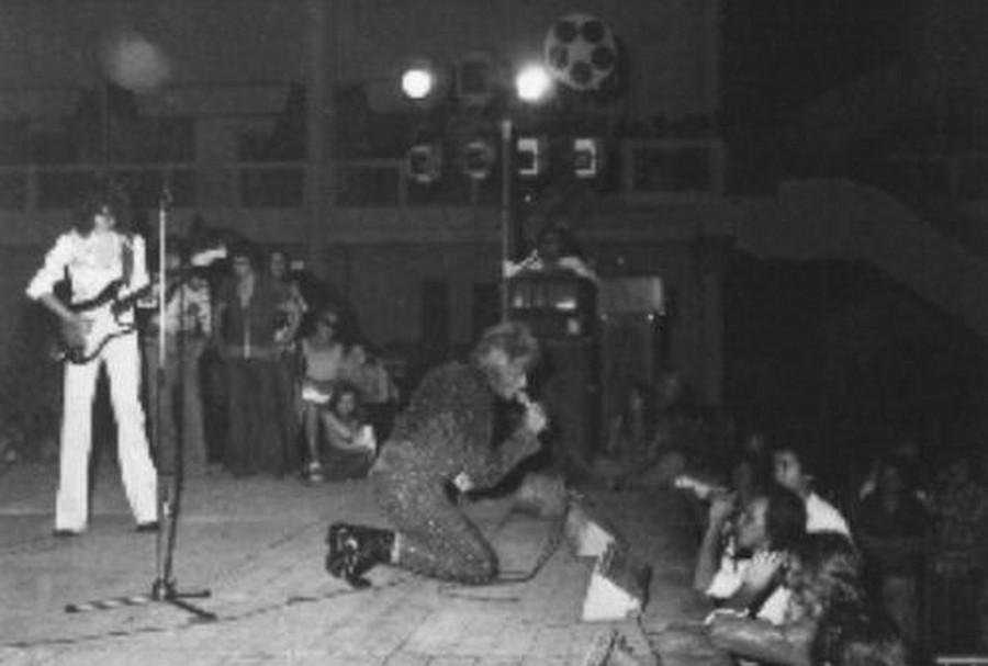 LES CONCERTS DE JOHNNY 'MARSEILLE 1973' Sans1175