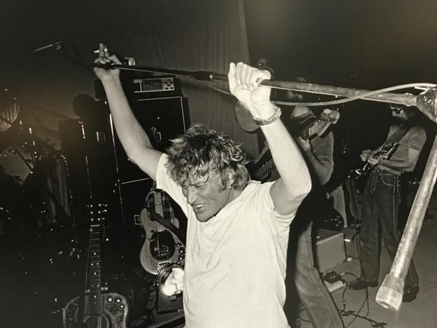 LES CONCERTS DE JOHNNY 'TOURNEE NIGHT RIDER BAND TOUR 1981' Sans1235