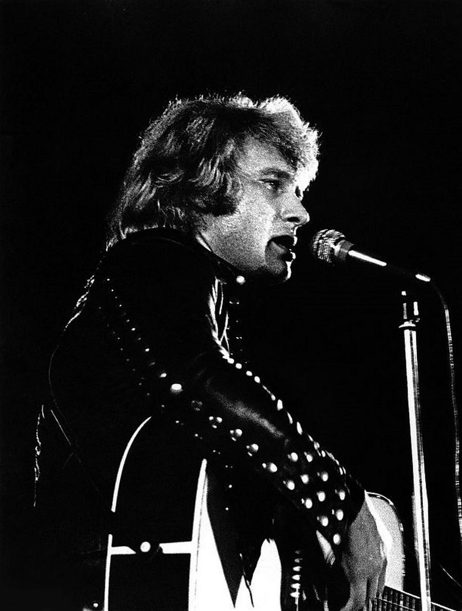 LES CONCERTS DE JOHNNY 'MILAN, ITALIE 1973' Sans1238