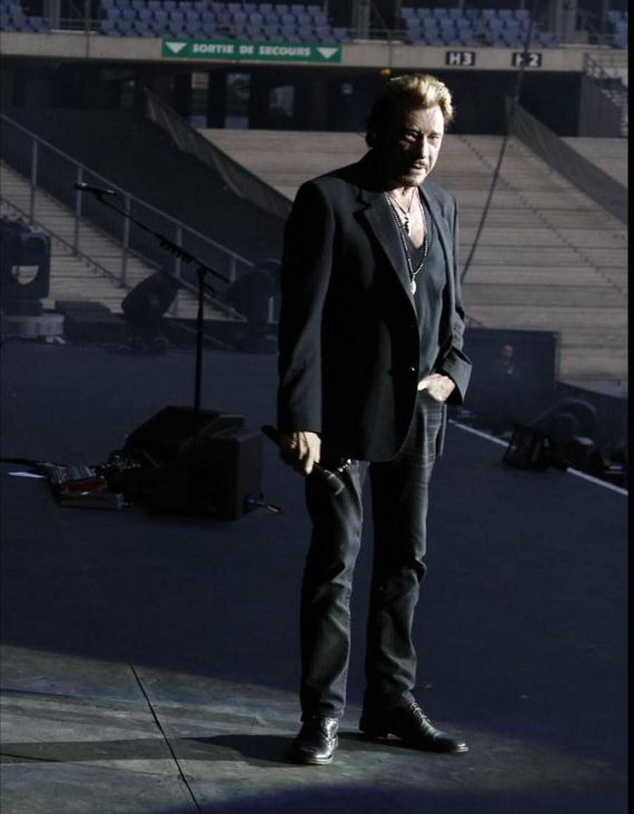 LES CONCERTS DE JOHNNY 'STADE DE FRANCE, SAINT-DENIS 2012' Sans1311