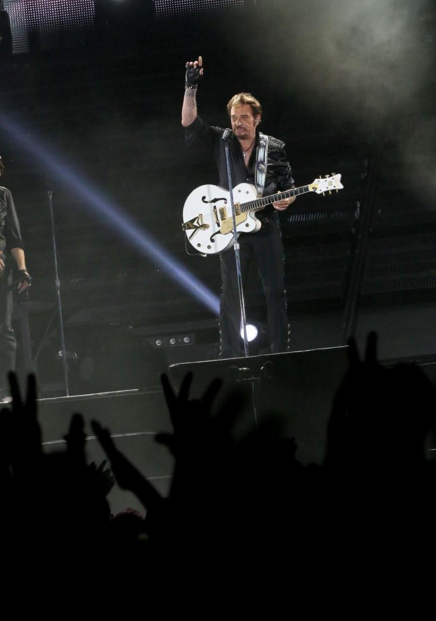 LES CONCERTS DE JOHNNY 'STADE DE FRANCE, SAINT-DENIS 2012' Sans1331