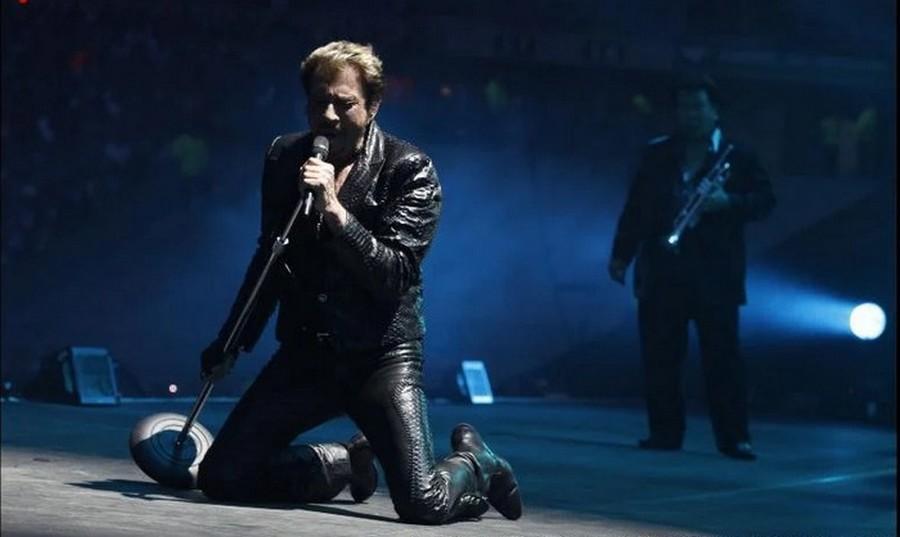 LES CONCERTS DE JOHNNY 'STADE DE FRANCE, SAINT-DENIS 2012' Sans1347