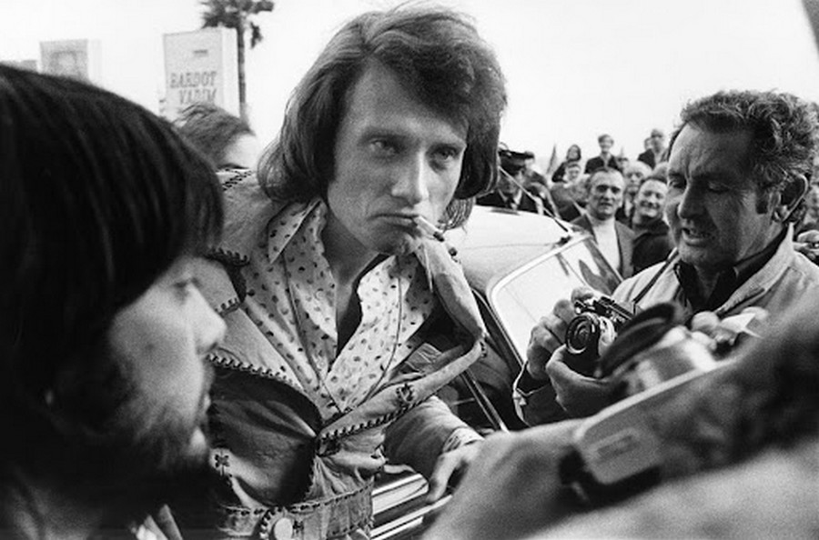LES CONCERTS DE JOHNNY 'TOURNEE JOHNNY CIRCUS 1972' Sans1852