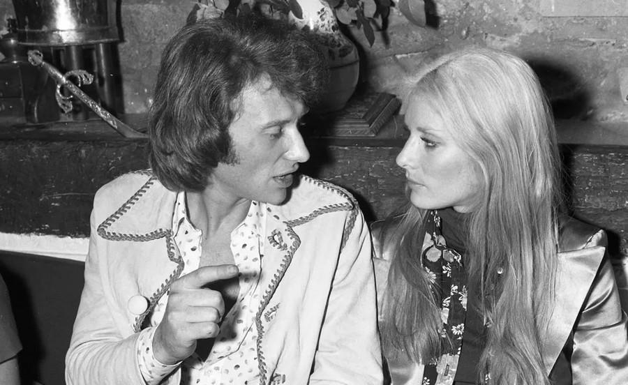 LES CONCERTS DE JOHNNY 'TOURNEE JOHNNY CIRCUS 1972' Sans1853