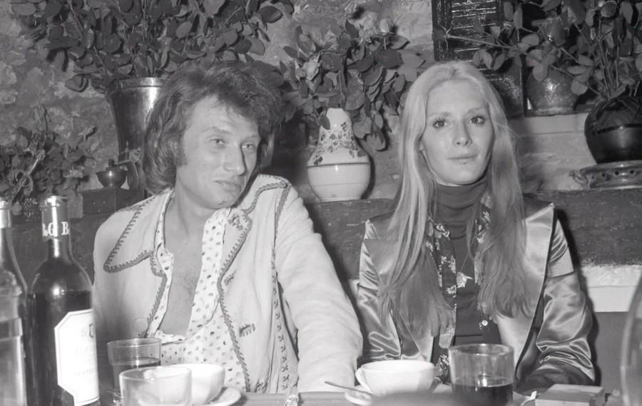 LES CONCERTS DE JOHNNY 'TOURNEE JOHNNY CIRCUS 1972' Sans1854