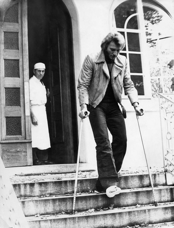 LES CONCERTS DE JOHNNY 'PALAIS D'HIVER DE LYON 1968' Sans2052