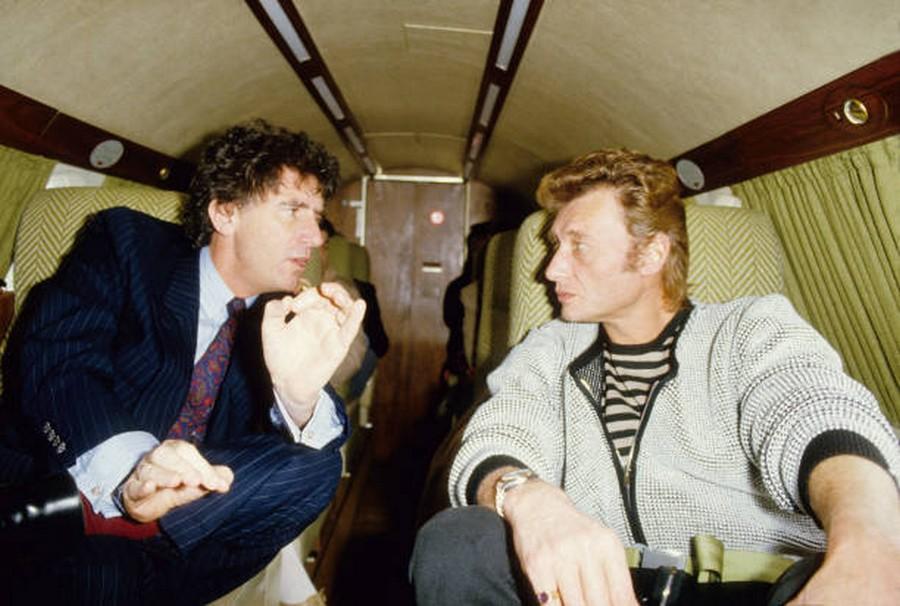 LES CONCERTS DE JOHNNY 'PRINTEMPS DE BOURGES 1985' Sans2103