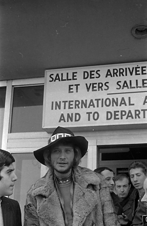 LES CONCERTS DE JOHNNY 'QUEBEC, CANADA 1969' Sans2108