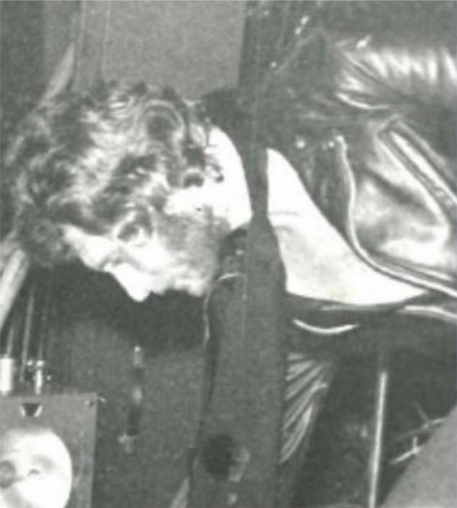 photos ou articles du concert de Johnny a Bruay en Artois le 16 mars 1970 Sans2113