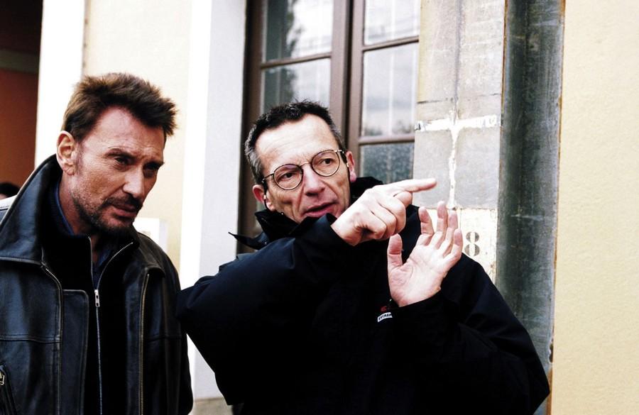 LES FILMS DE JOHNNY 'L'HOMME DU TRAIN' 2002 Sans2475