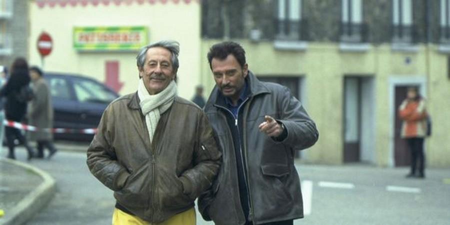 LES FILMS DE JOHNNY 'L'HOMME DU TRAIN' 2002 Sans2476