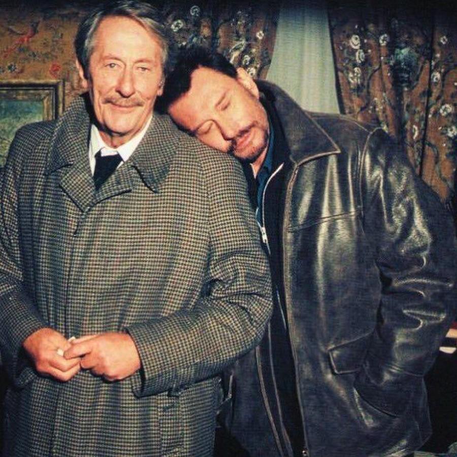 LES FILMS DE JOHNNY 'L'HOMME DU TRAIN' 2002 Sans2480