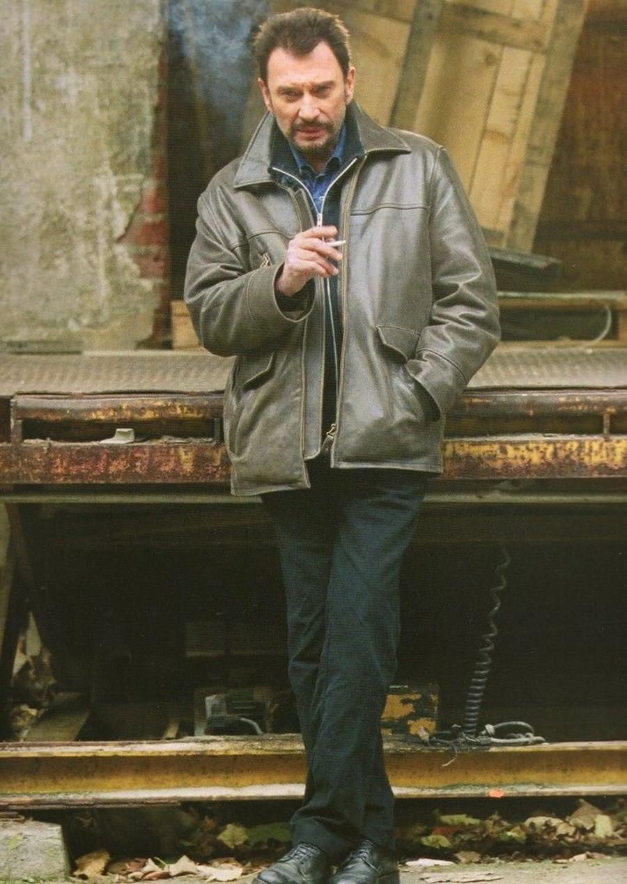 LES FILMS DE JOHNNY 'L'HOMME DU TRAIN' 2002 Sans2481