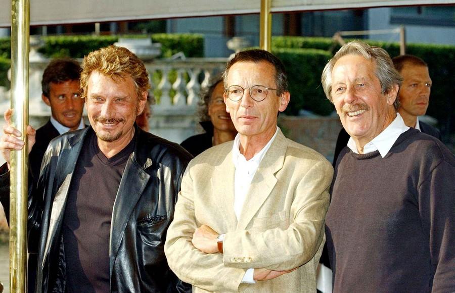LES FILMS DE JOHNNY 'L'HOMME DU TRAIN' 2002 Sans2482