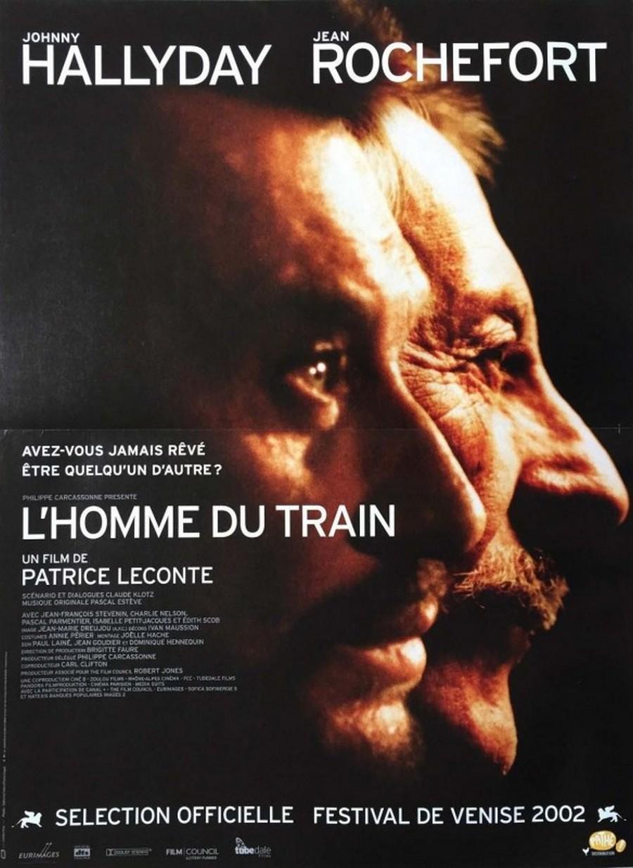 LES FILMS DE JOHNNY 'L'HOMME DU TRAIN' 2002 Sans2484
