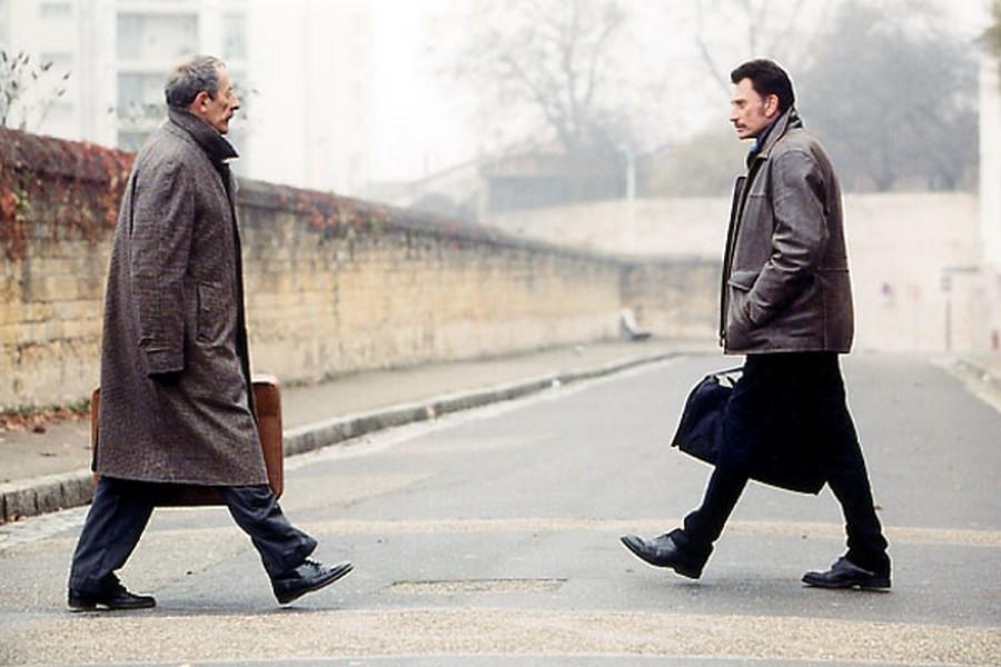 LES FILMS DE JOHNNY 'L'HOMME DU TRAIN' 2002 Sans2532