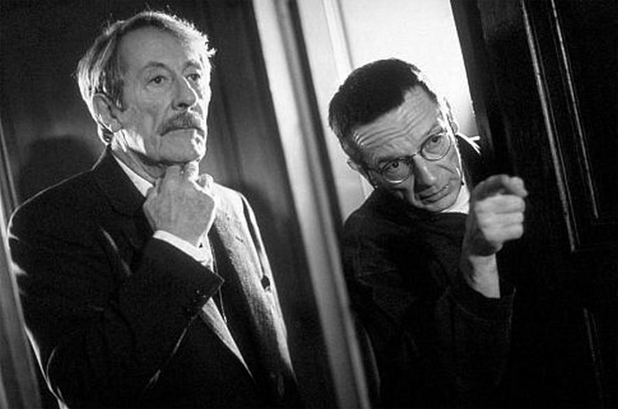 LES FILMS DE JOHNNY 'L'HOMME DU TRAIN' 2002 Sans2541