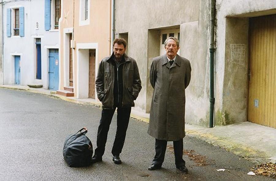LES FILMS DE JOHNNY 'L'HOMME DU TRAIN' 2002 Sans2564