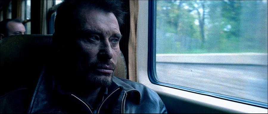 LES FILMS DE JOHNNY 'L'HOMME DU TRAIN' 2002 Sans2565