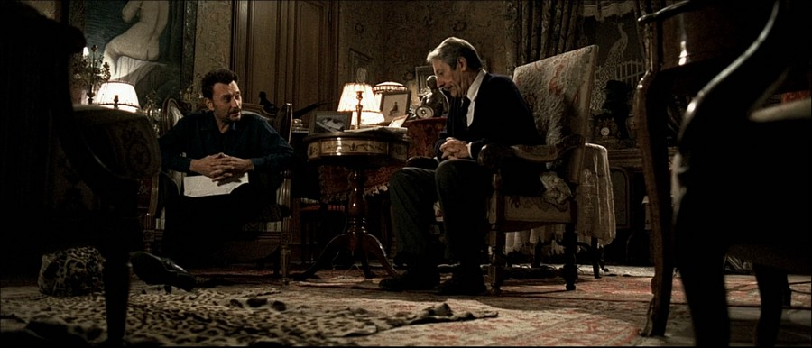 LES FILMS DE JOHNNY 'L'HOMME DU TRAIN' 2002 Sans2567
