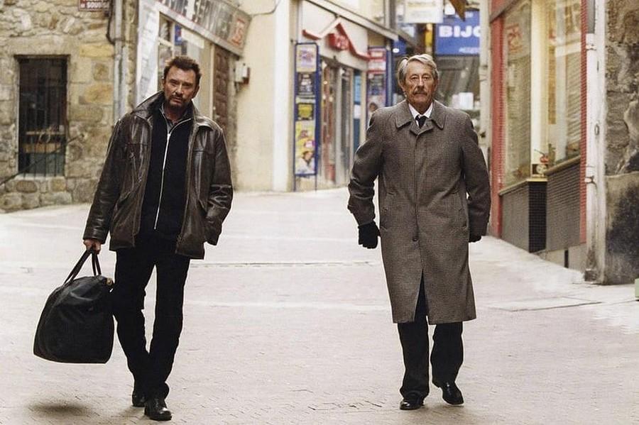 LES FILMS DE JOHNNY 'L'HOMME DU TRAIN' 2002 Sans2571