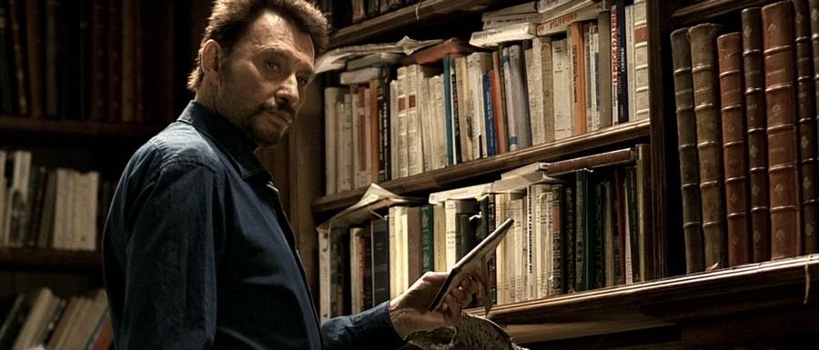 LES FILMS DE JOHNNY 'L'HOMME DU TRAIN' 2002 Sans2572