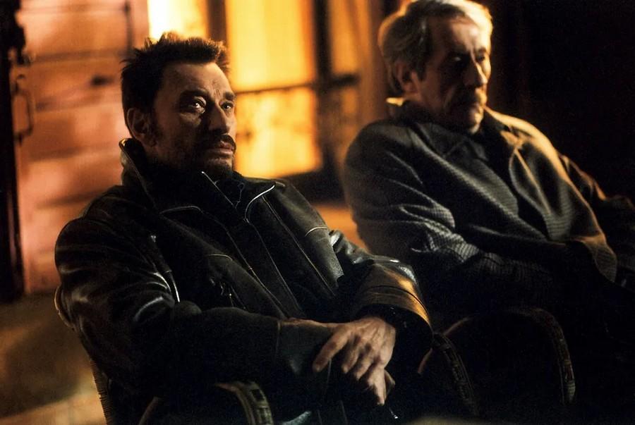 LES FILMS DE JOHNNY 'L'HOMME DU TRAIN' 2002 Sans2573