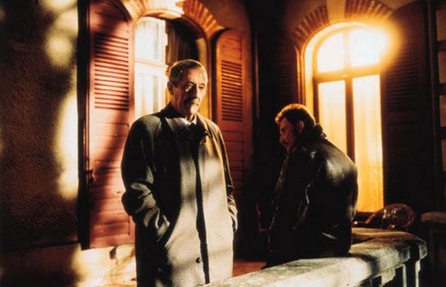 LES FILMS DE JOHNNY 'L'HOMME DU TRAIN' 2002 Sans2574