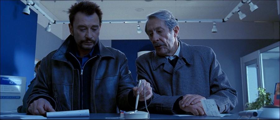 LES FILMS DE JOHNNY 'L'HOMME DU TRAIN' 2002 Sans2575