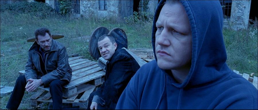 LES FILMS DE JOHNNY 'L'HOMME DU TRAIN' 2002 Sans2576
