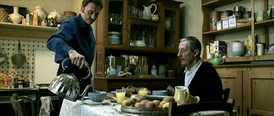 LES FILMS DE JOHNNY 'L'HOMME DU TRAIN' 2002 Sans2579
