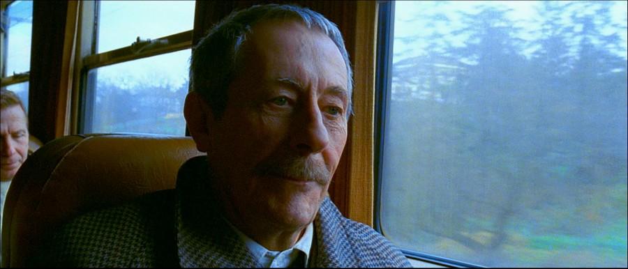 LES FILMS DE JOHNNY 'L'HOMME DU TRAIN' 2002 Sans2580