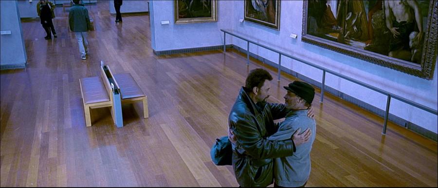 LES FILMS DE JOHNNY 'L'HOMME DU TRAIN' 2002 Sans2581