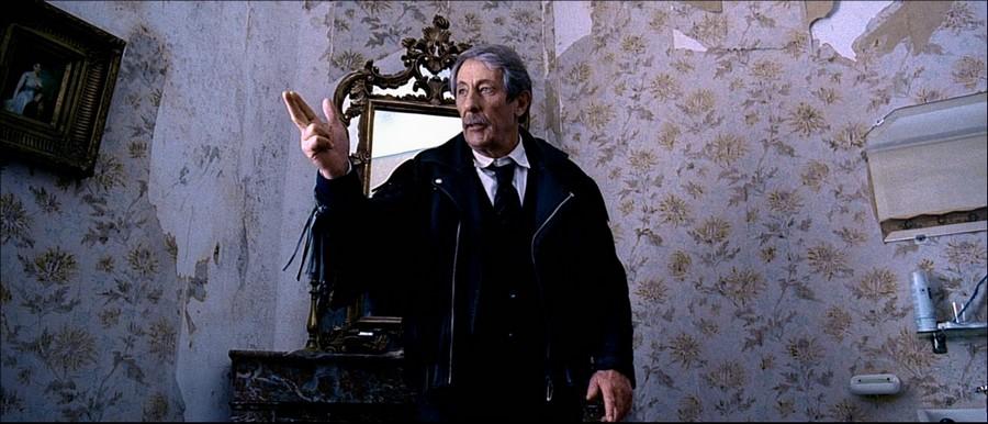 LES FILMS DE JOHNNY 'L'HOMME DU TRAIN' 2002 Sans2582
