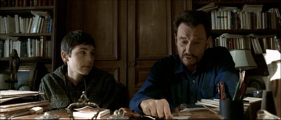 LES FILMS DE JOHNNY 'L'HOMME DU TRAIN' 2002 Sans2583