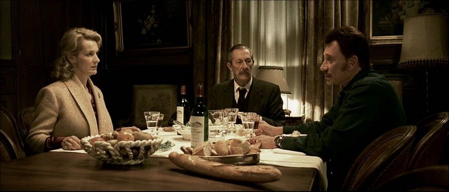 LES FILMS DE JOHNNY 'L'HOMME DU TRAIN' 2002 Sans2584